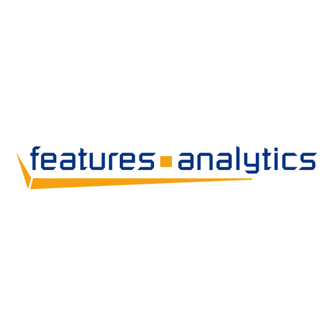 01 logo features analytics rvb