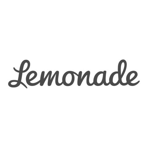 Lemonade logo black