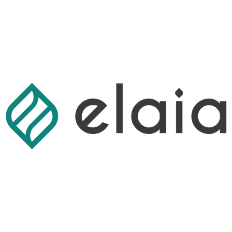 Logo elaia transparent